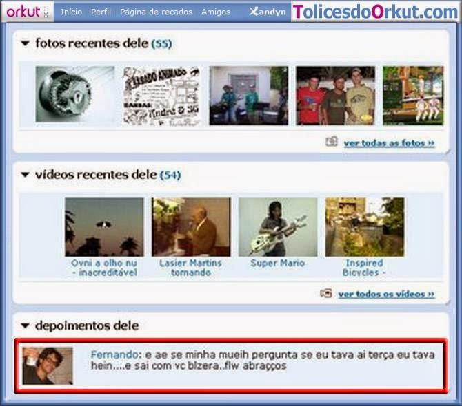 Orkut, Imagens, Depoimentos, Mensagens, Discussões, Relacionamentos, Saudade, Antigo