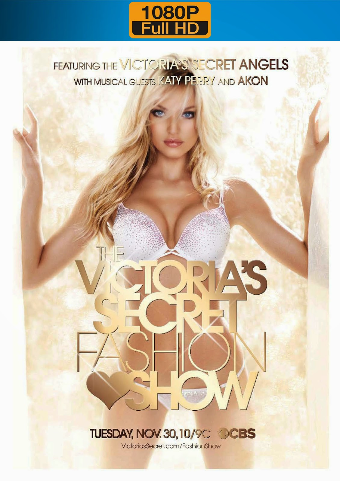 The Victorias Secret Fashion Show 2014 1080p