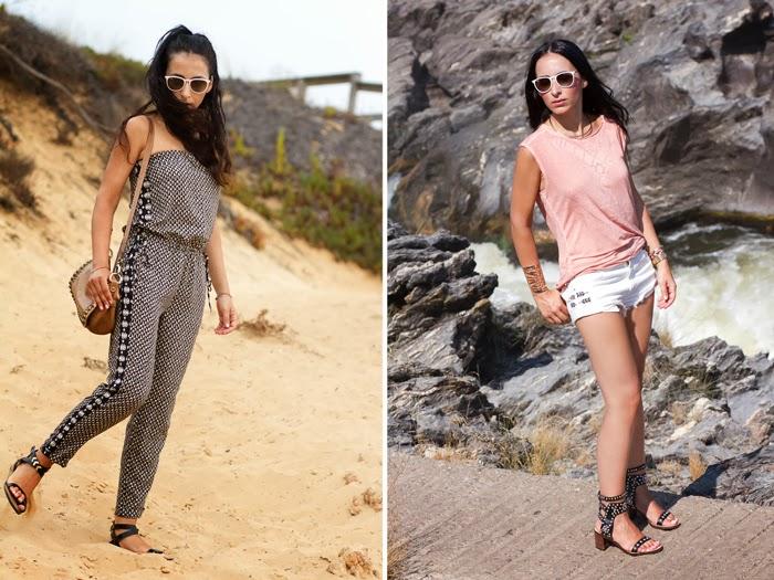 Blogger Moda WOWS España - Sandalias estilo Isabel Marant