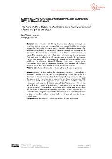 [Ensayo] Gamaliel Churata y el realismo psíquico