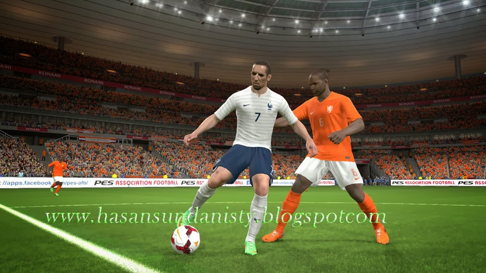 PES 2014 PATCH PESEdit 43 links to download