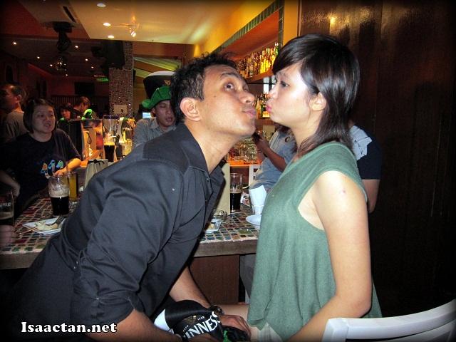 St Patrick's Day Street Party 2012 Bukit Bintang