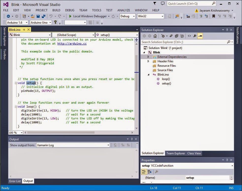 Arduino nightly software download