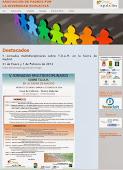 Web Asociación APDESIERRA