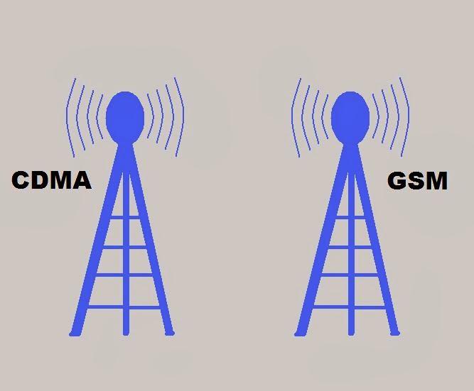 jaringan gsm dan cdma
