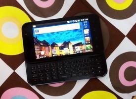 LG Optimus Note slider phone leaked in South Korea