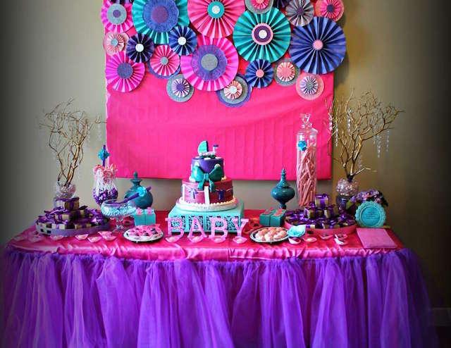 Agencia de festejos maracaibo la emocion de organizar la for Decoracion baby shower nina