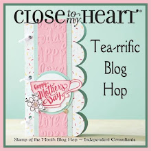 March Stamp of the Month Blog Hop