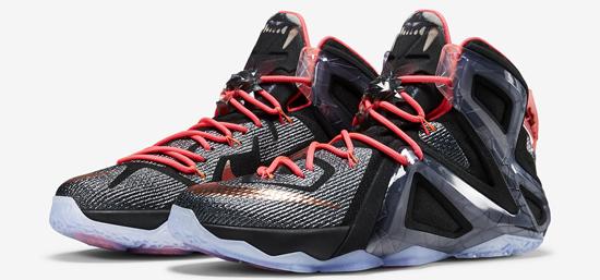 "Steve White Vw >> ajordanxi Your #1 Source For Sneaker Release Dates: Nike LeBron 12 Elite ""Rose Gold"" Black/White ..."