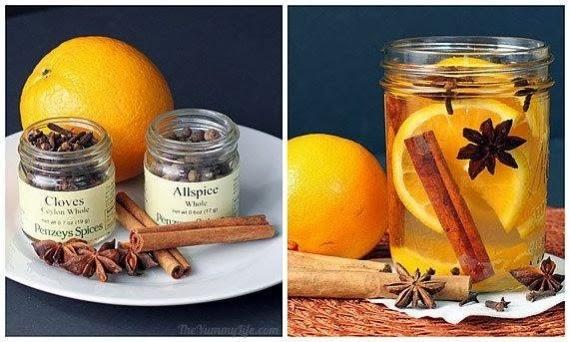 aromatizador de citrus