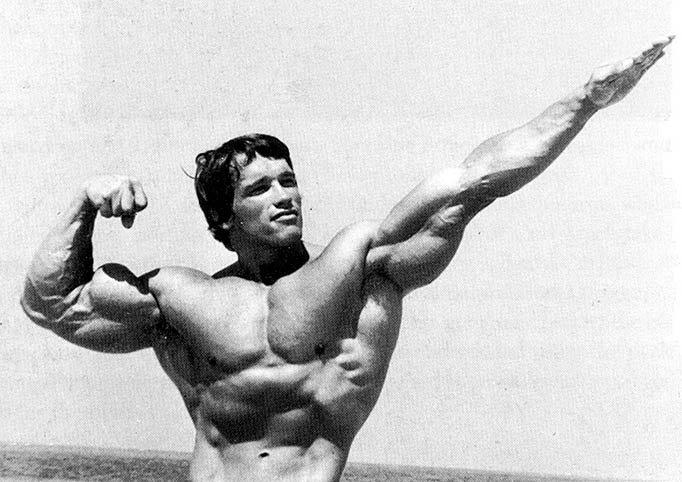 The Strong Force: Arnold Schwarzenegger - The Bodybuilder