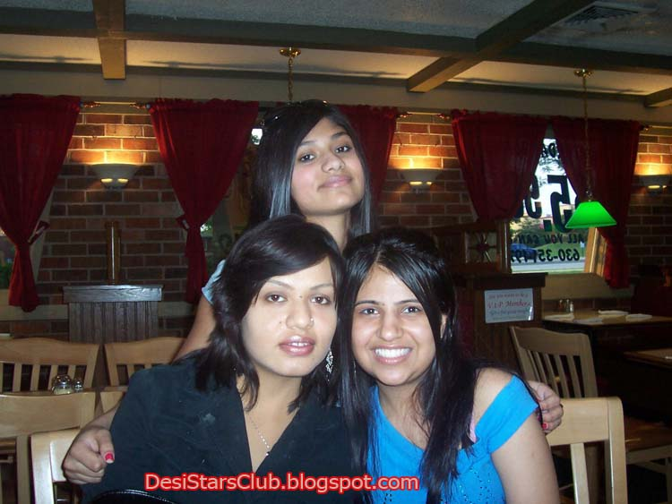 Wild hot Desi Girls