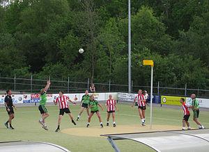 Teknik Dasar Permainan Korfball Sejarah Pengertian Dan Peraturan
