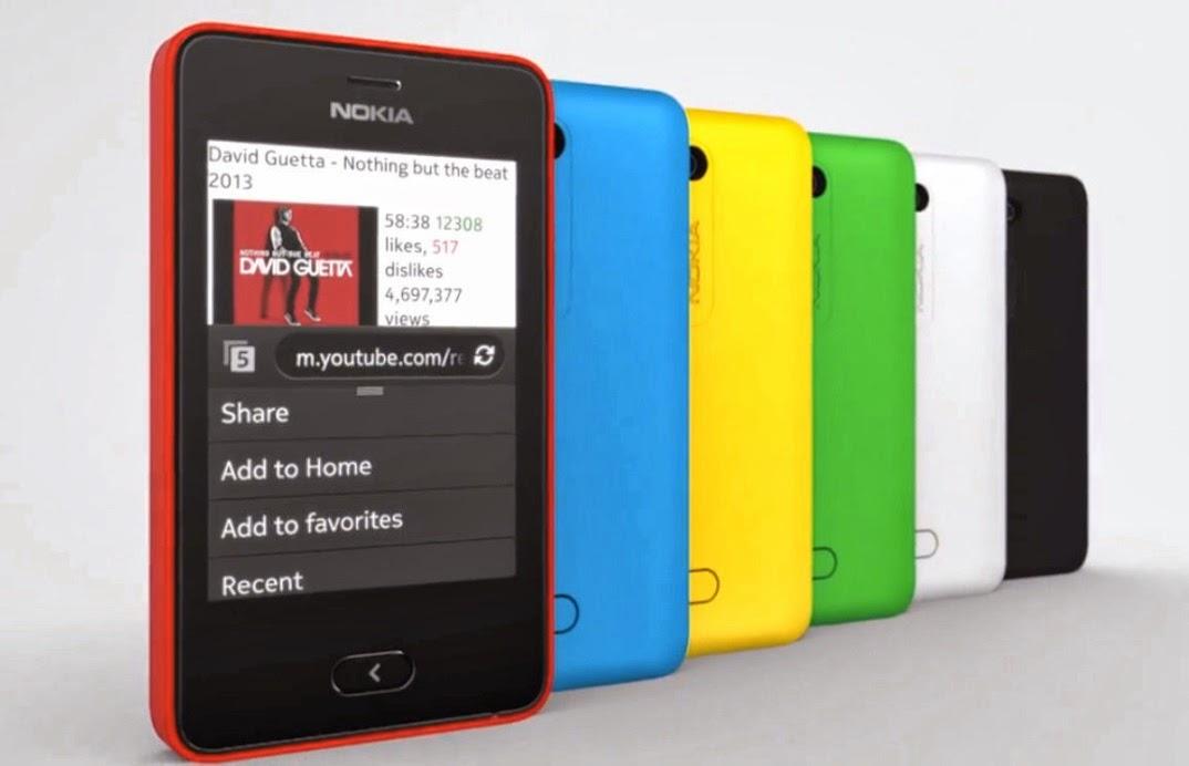 موبایل Nokia Asha 501 مميزات وعيوب الجهاز