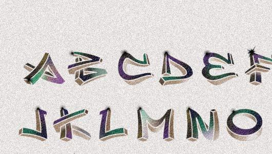 free graffiti font download