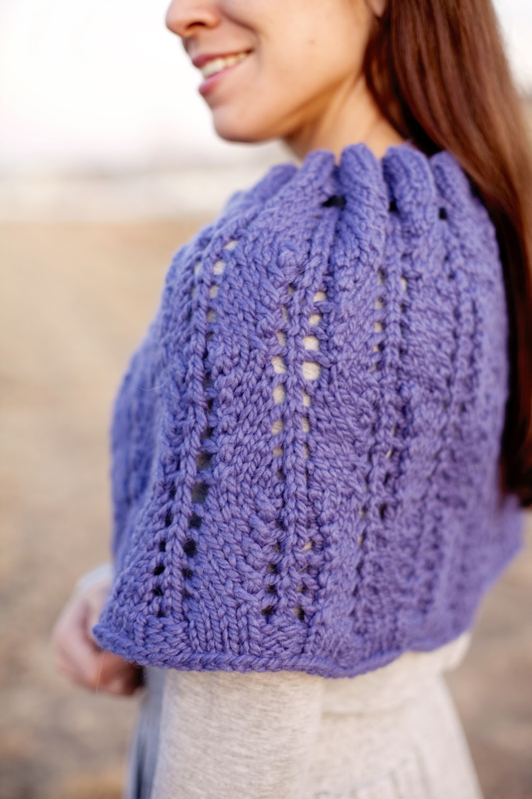 New Knitting Pattern : Slate Falls Press: Blackcap, a new knitting pattern