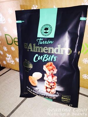 El Almendro Turrón Degustabox Noviembre 2015