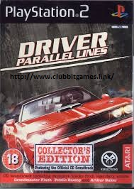 Link Driver Parallel Lines ps2 iso clubbit