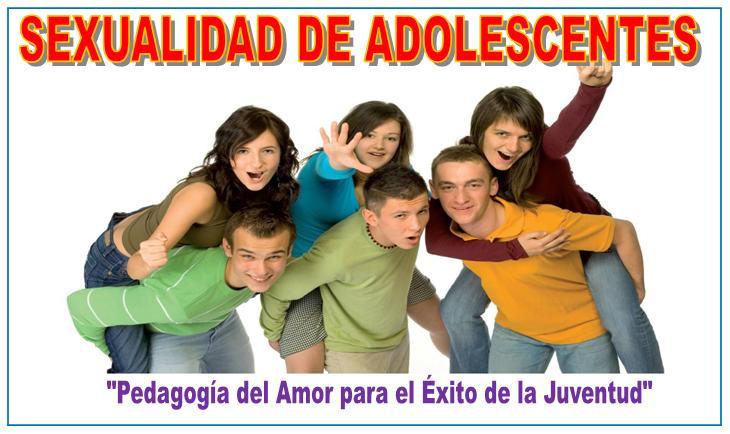 SEXUALIDAD DEL ADOLESCENTE