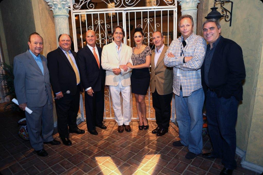 ... studios marcaron el inicio de producción de la telenovela rosario con