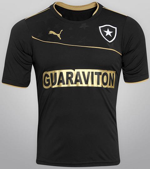 5f1e886e038f2 Botafogo divulga sua novas camisas para o Brasileirão - Show de Camisas