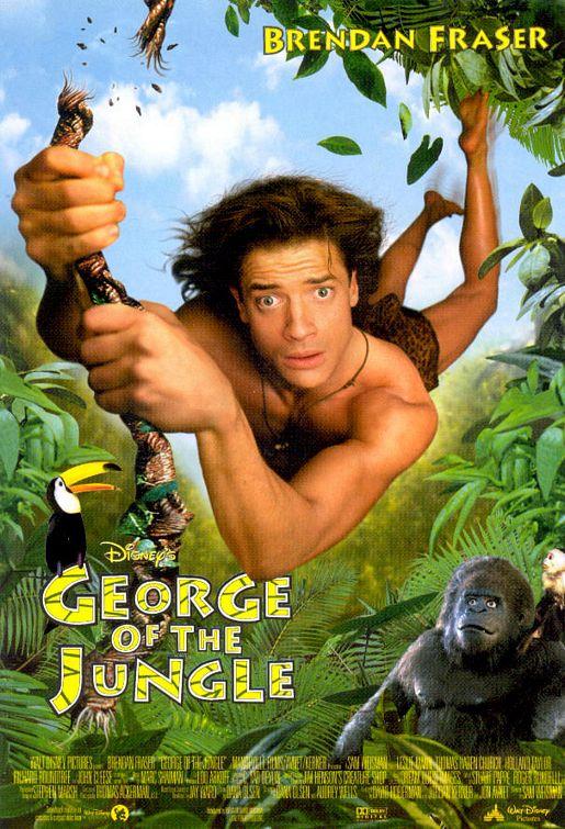 Assistir Filme Online George: O Rei da Floresta Dublado