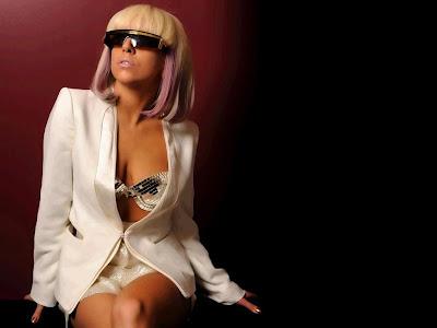Lady Gaga Hot Wallpaper