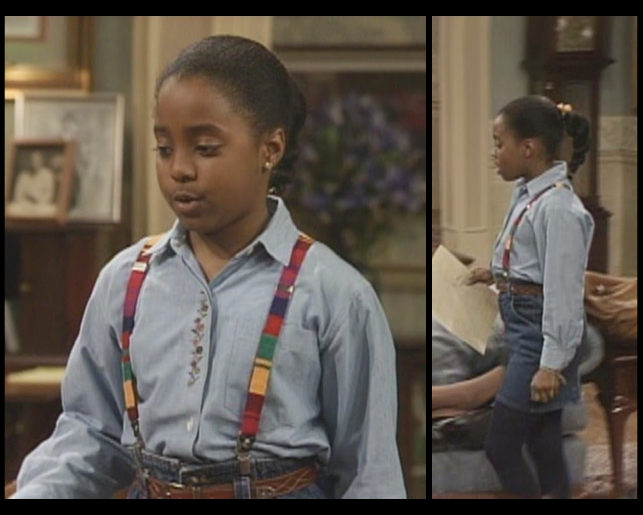 Huxtable Hotness Season 6 Episode 22 What It S All About
