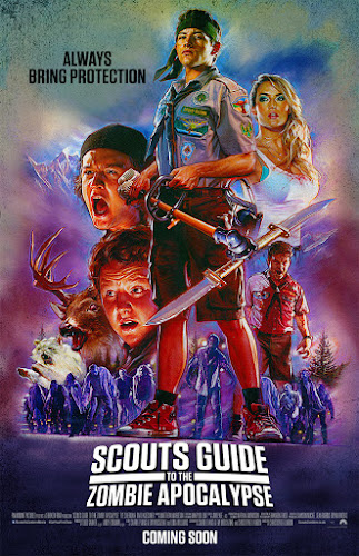 Scout's Guide to the Zombie Apocalypse (Web-DL 720p Ingles Subtitulada) (2015))