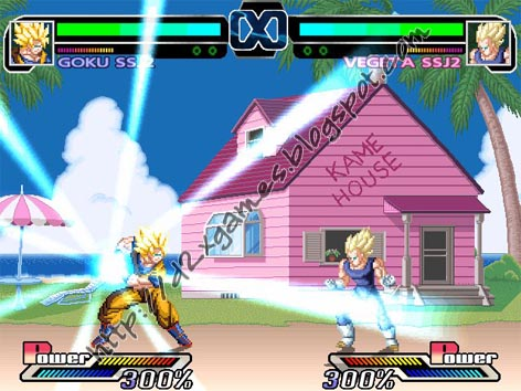 Free Download Games - Dragon Ball Z MUGEN 2011