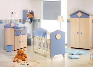 decoracao de quarto de bebe 12 Como decorar o quarto do bebê