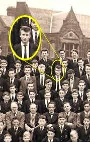 Beatles band name history - John Lennon - Quarry Bank School