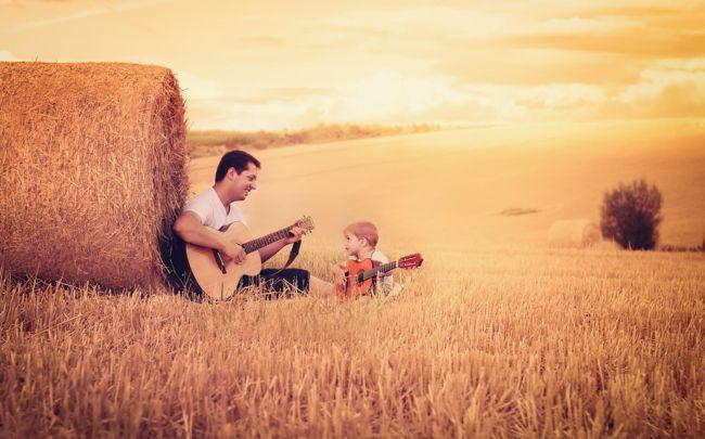 kelebihan ayah dalam mengasuh anak