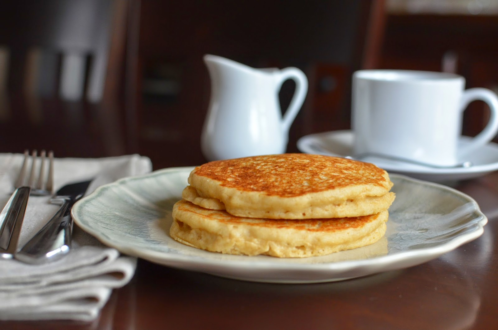 Playing with Flour: All-whole-wheat buttermilk pancakes ...