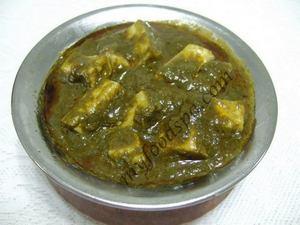 Palak Paneer, Paneer, Palak, Spinach, Cheese