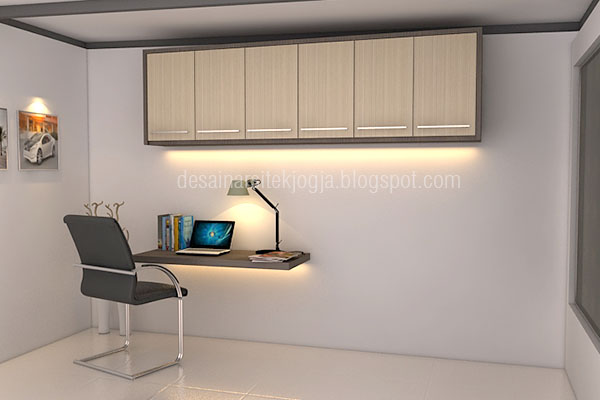 Desain Rumah Minimalis By Arsitek Jogja