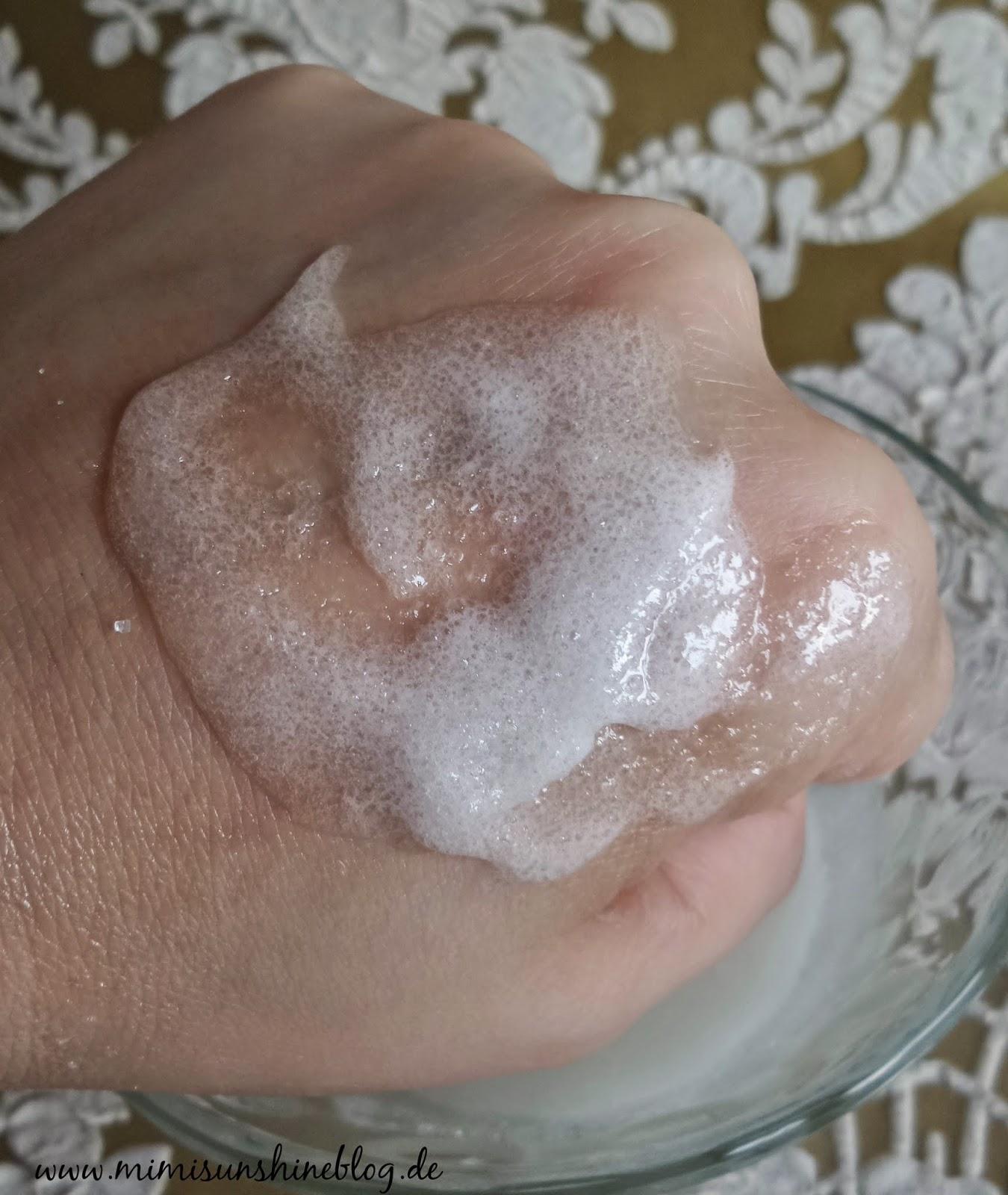 Zuckerpeeling