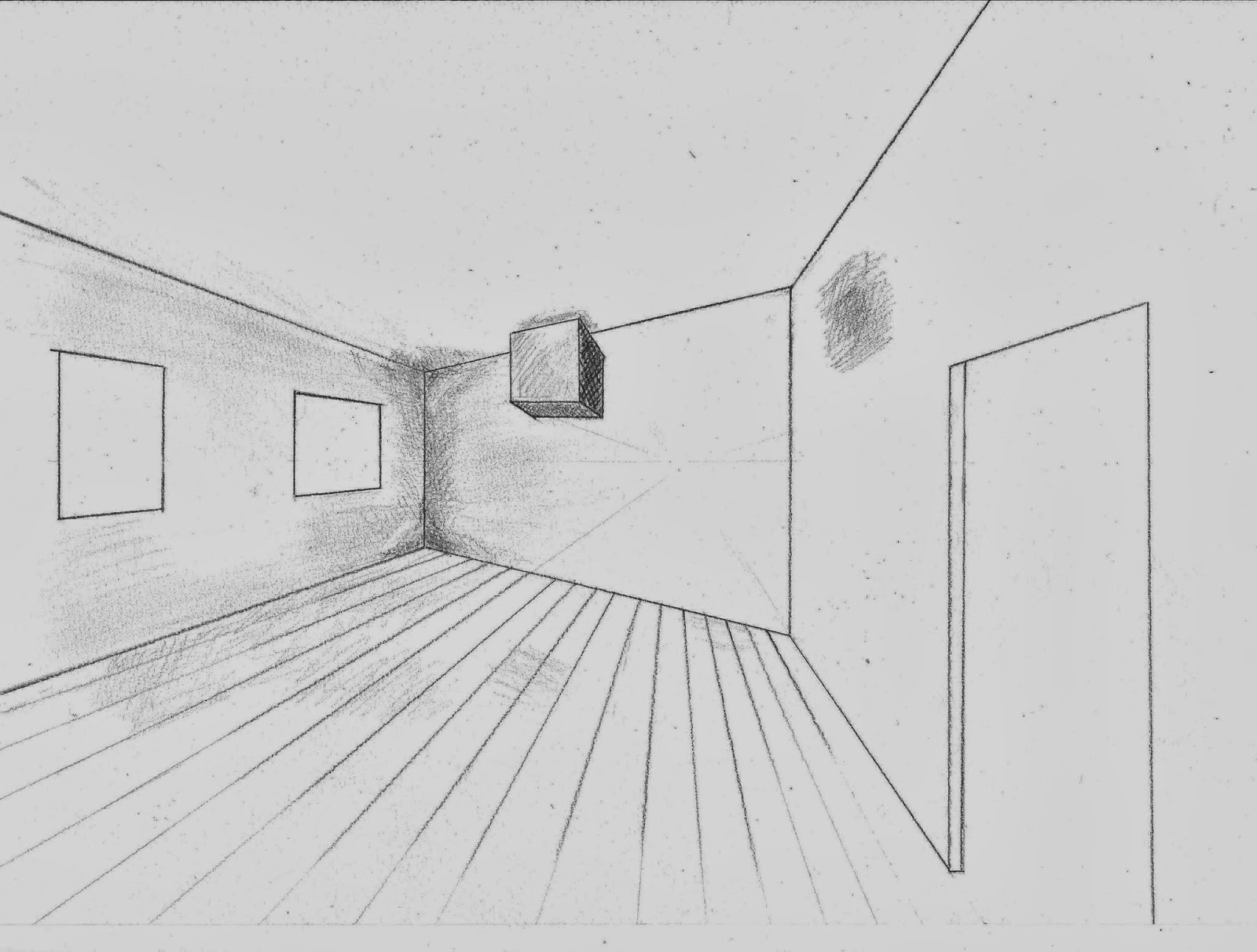 Modele Batiment En Perspective : Chez vapi dessins et illustrations initiation au dessin