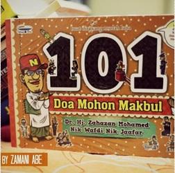 Buku Doa Mohon Makbul