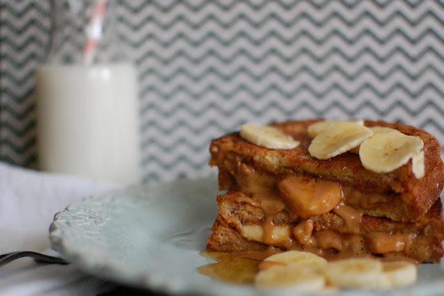 Speculoos, Banana, French Toast