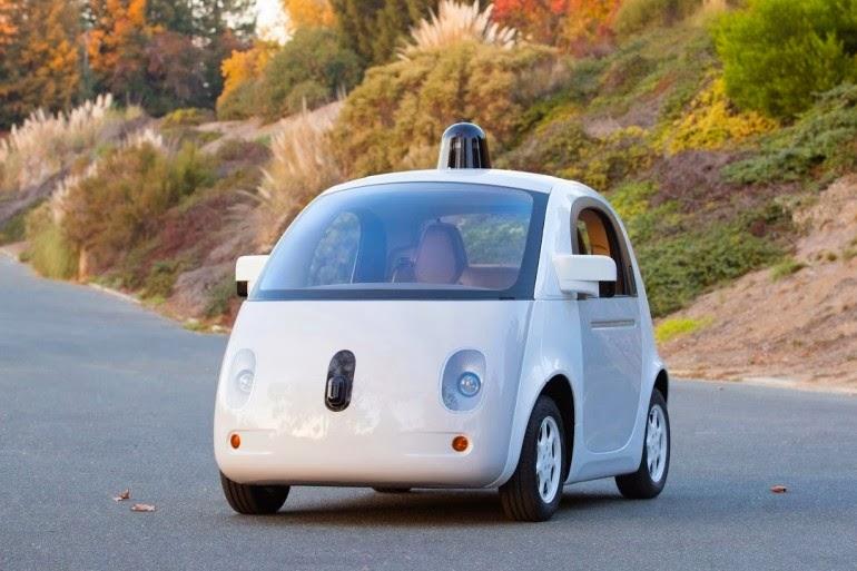 беспилотный автомобиль Google