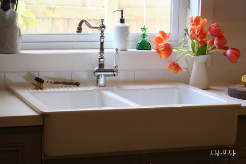 Ikea Farmhouse Sink : here are some more posts about my kitchen and other renovations