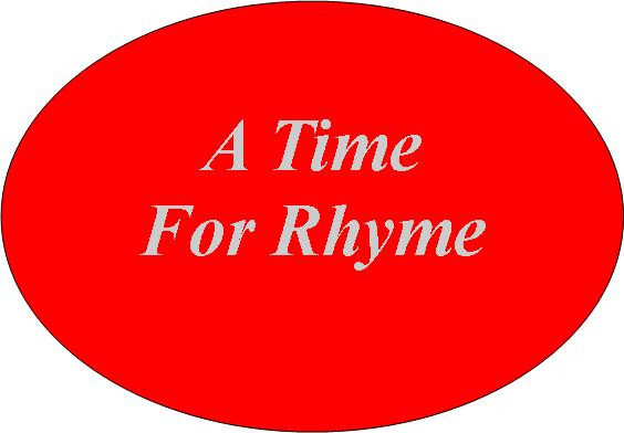 A Time for Rhyme