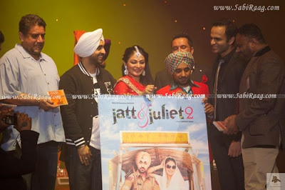 Jatt & Juliet 2 - First Look Poster Out