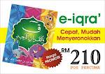 E-Iqra' - Cara Mudah Belajar Quran dan Tajwid