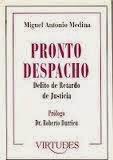 MODELO DE NOTA DE PRONTO DESPACHO