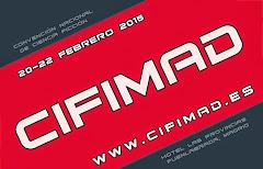 CST Cochrane es coorganizador de la convención amateur de ciencia-ficción CIFIMAD 2015