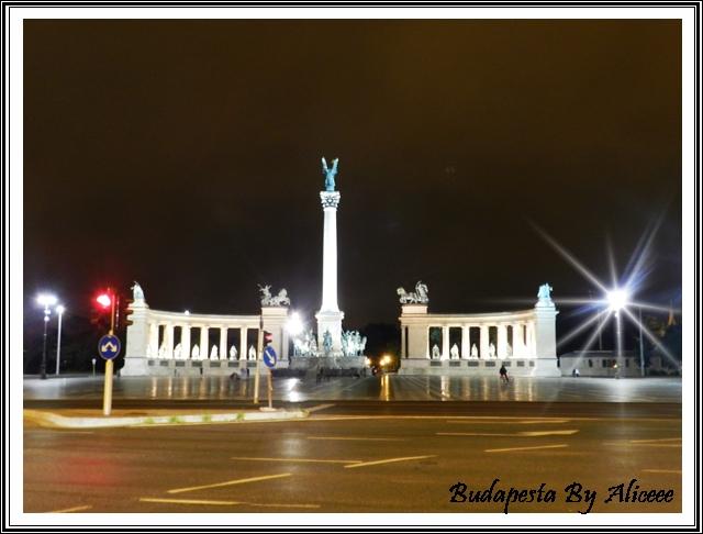 Ungaria-Budapesta-piata-eroilor