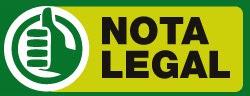 Nota legal Distrito Federal
