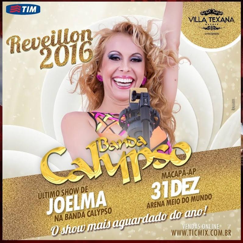 |•| AGORA É JOELMA CALYPSO |•|
